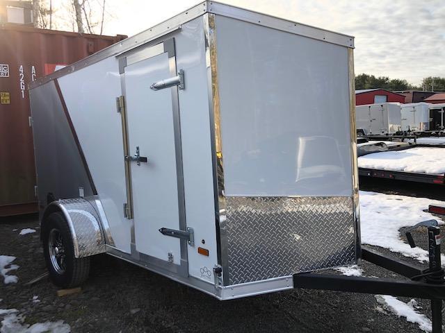2019 US Cargo ULAFTX510SA Enclosed Cargo Trailer