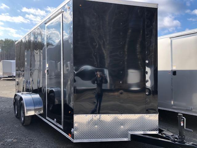 2020 Look Trailers STLC7X16TE2DLX Enclosed Cargo Trailer
