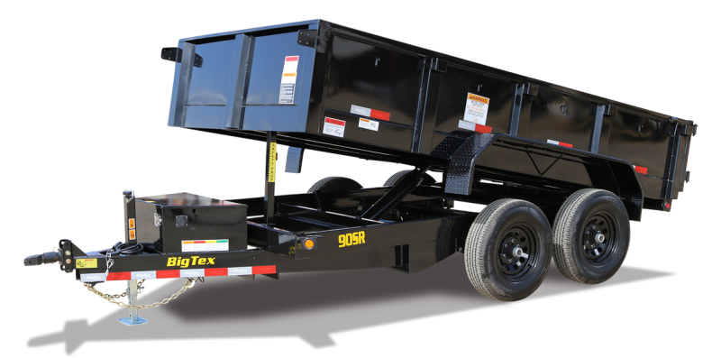 2020 Big Tex Trailers 90SR-12BK7SIR Dump Trailer