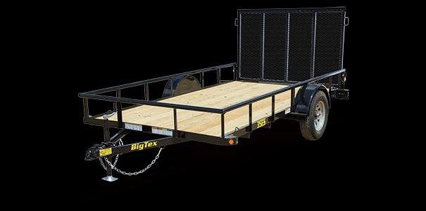2020 Big Tex Trailers 35ES-12BK4RG Utility Trailer