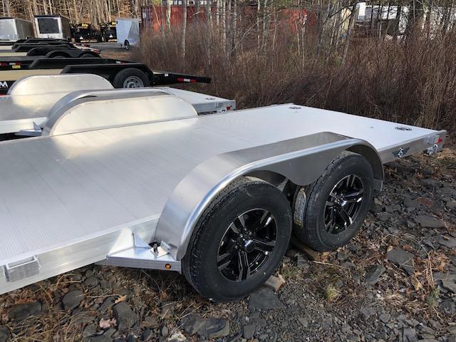 2020 Aluma 8218ANV Car / Racing Trailer