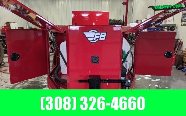 2020 Farm Boss 5 x 10 990 gal. 14K Fuel Trailer w/ DEF