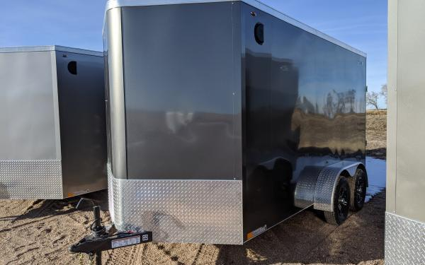 2020 Legend Cyclone 7 x 16 Enclosed Cargo Trailer