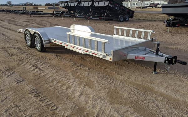"Zimmerman 83"" x 20' Car Hauler"