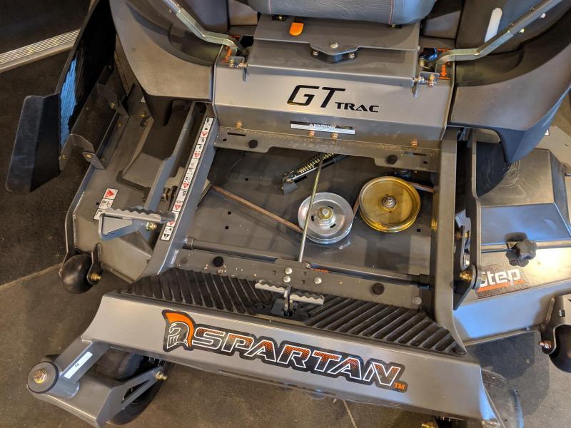 2020 Spartan Mowers RZ HD 61'' Lawn Mowers