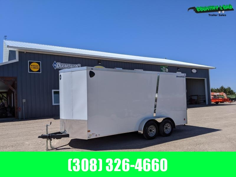 2020 Wells Cargo RF7X162 Enclosed Cargo Trailer