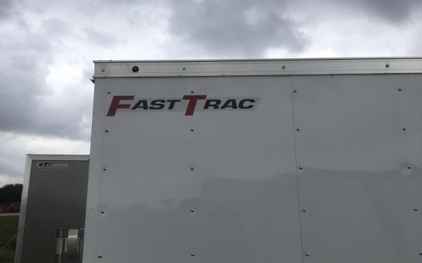 Wells Cargo FT 7 x 16 Enclosed Cargo Trailer