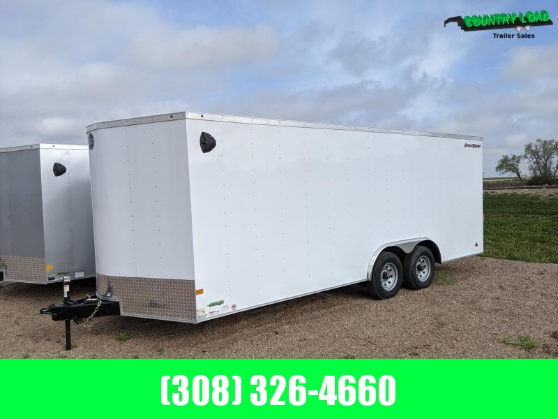 2020 Wells Cargo 8.5x20 Enclosed Cargo Trailer