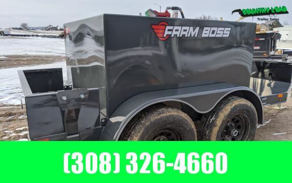 2020 Farm Boss 5 x 10 590 gal. 10K Fuel Trailer