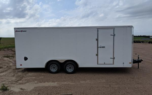 Wells Cargo FT 8.5 x 20 Enclosed Cargo Trailer