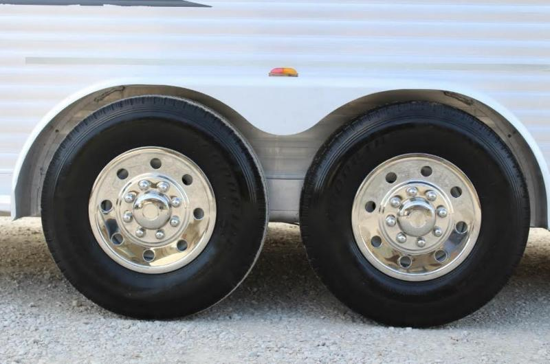 2007 Exiss Trailers Exiss Horse Trailer
