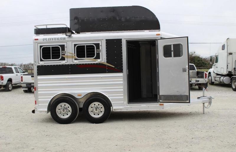 2013 Platinum Coach Platinum Horse Trailer