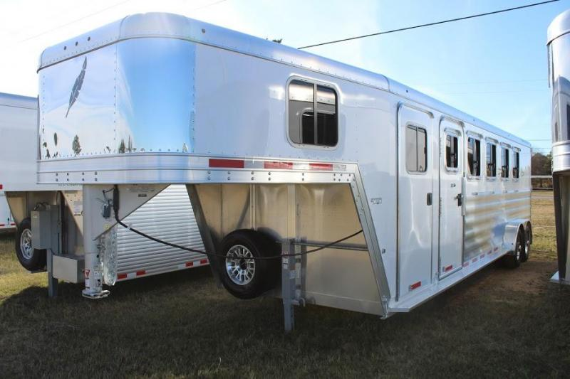 2020 Featherlite 8541 Horse Trailer