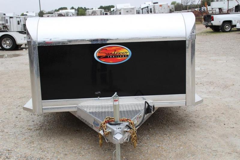 2021 Sundowner 22' Car Hauler Bumper Pull