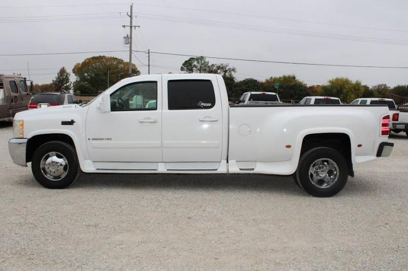 2008 Chevrolet 3500 HD Truck