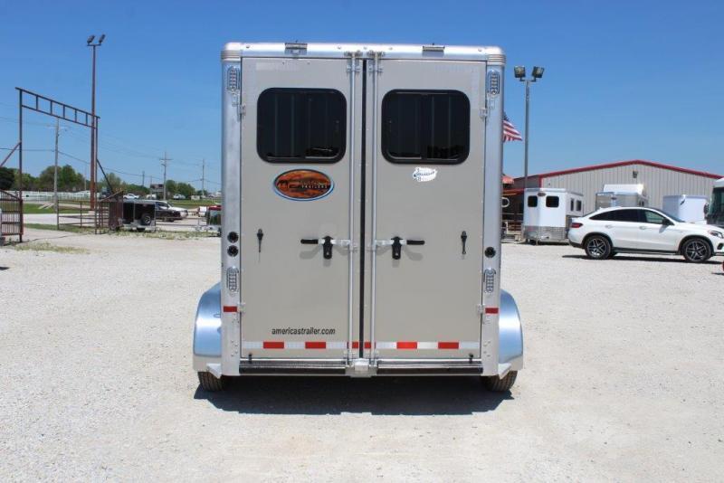 2020 Sundowner 2 horse with 6' LQ
