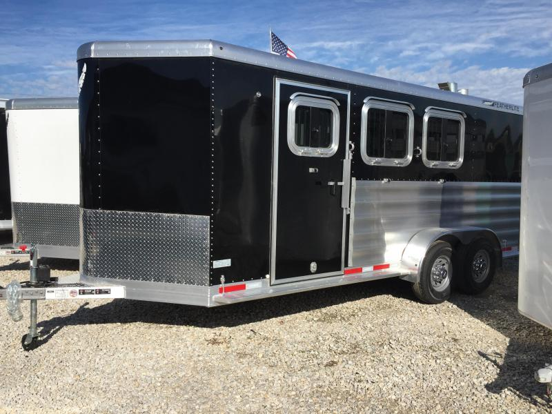 2019 Featherlite 3 horse bumper pull