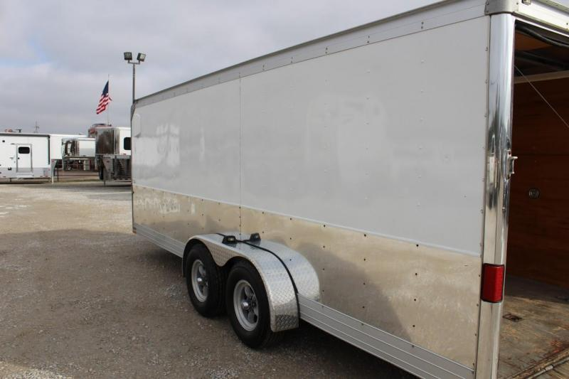 2005 Wells Cargo Cargo Enclosed Cargo Trailer