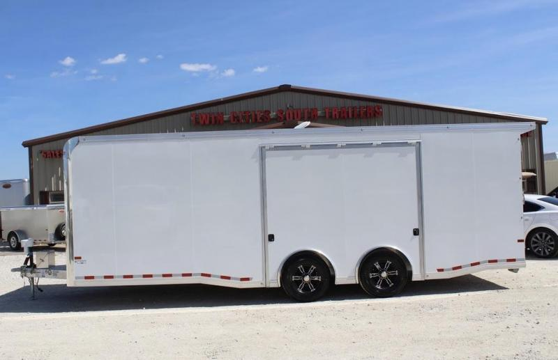 2021 Sundowner 24' car hauler