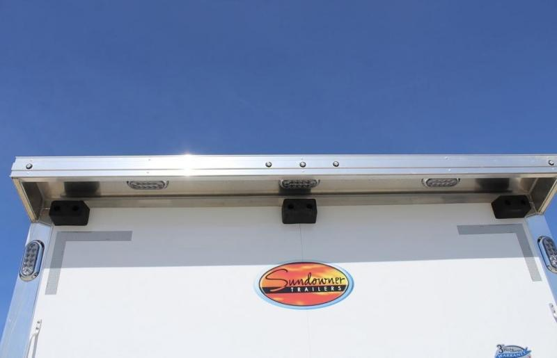 2021 Sundowner 24' car hauler