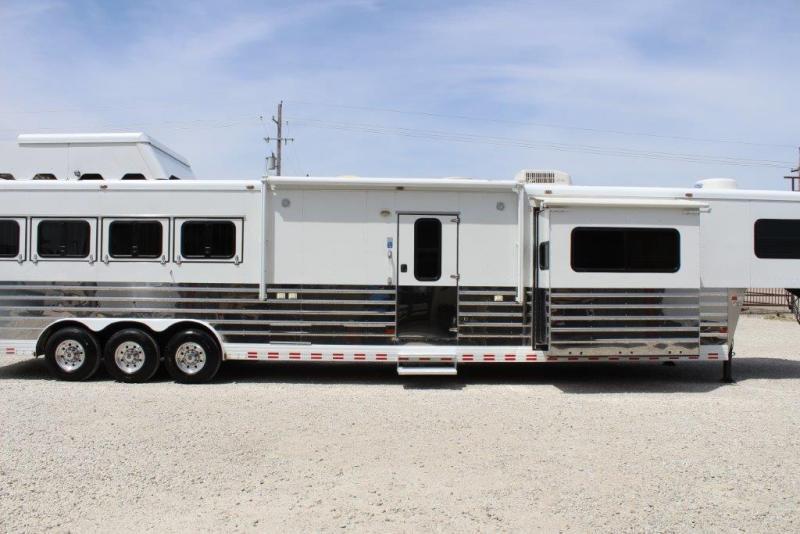 2008 Sundowner Trailers 8019 Horse Trailer