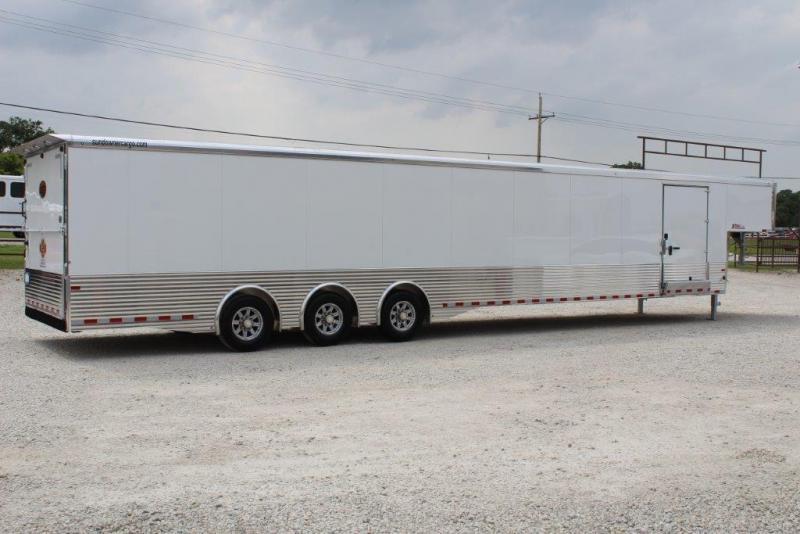 2020 Sundowner Trailers XTRA40 Car / Racing Trailer