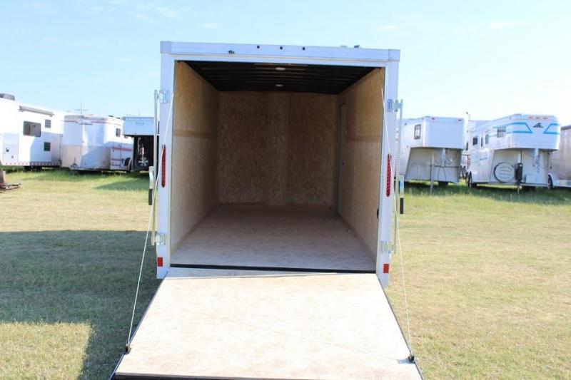 2019 Haulmark Cargo Enclosed Cargo Trailer