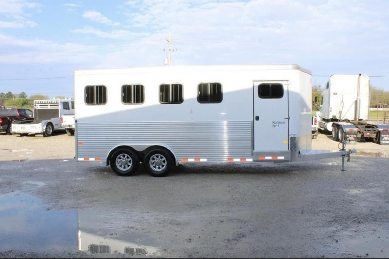 2021 Sundowner 4 horse bumper pull