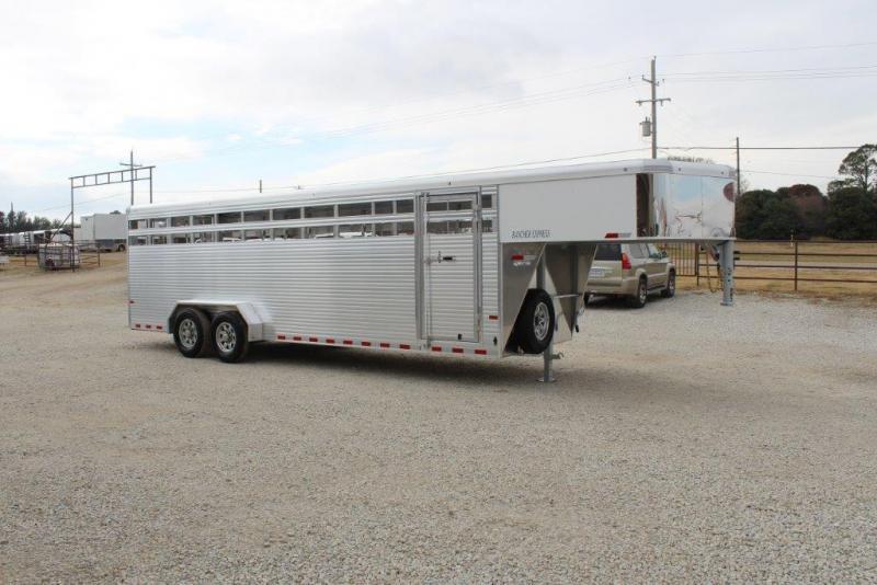 2019 Sundowner Trailers Rancher Livestock Trailer