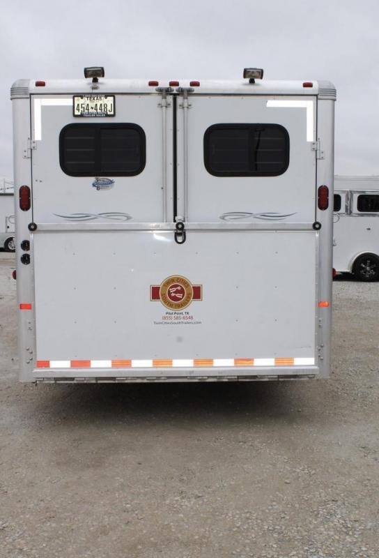2006 Sundowner Trailers Liv ing Quarter Horse Trailer