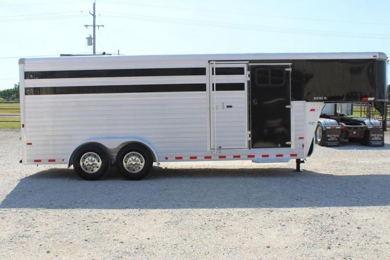 2013 Sundowner Trailers Rancher Livestock Trailer
