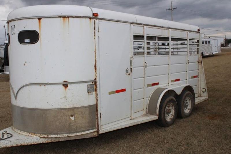 1997 W-W Trailer stock Livestock