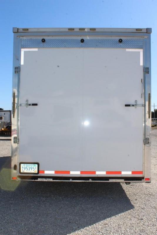 2012 Continental Cargo car hauler Car / Racing Trailer
