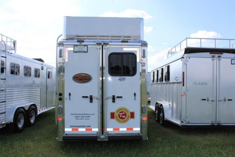 2019 Sundowner Trailers Rancher Horse Trailer