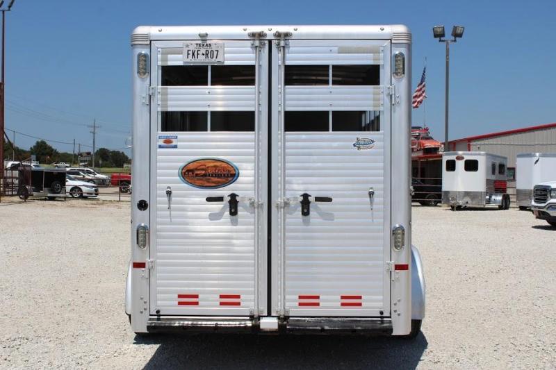 2016 Sundowner 4 horse slant gooseneck