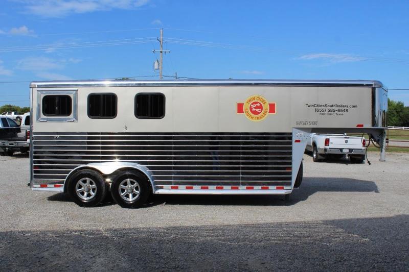 2018 Sundowner Trailers Rancher Sport Horse Trailer
