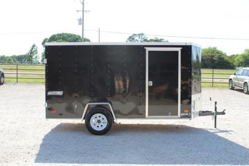 2018 Haulmark 6x12 cargo trailer