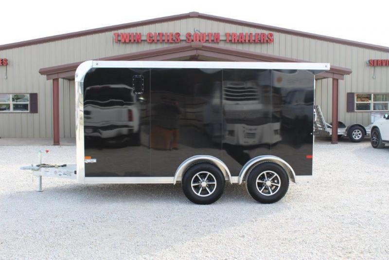 2018 Sundowner 13' Motorcycle Trailer