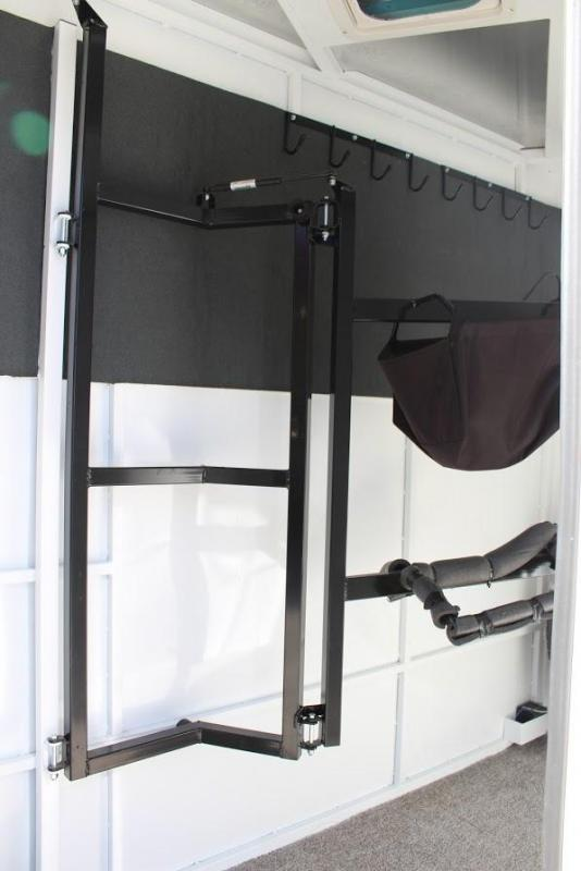2019 Trails West Manufacturing ADV. MAX Horse Trailer
