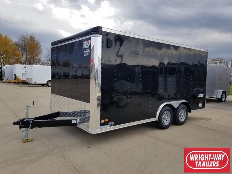 2019 Bravo Trailers 8.5 x16 ENCLOSED CARGO Enclosed Cargo Trailer