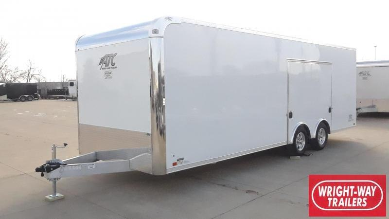 ATC RAVEN 8.5X24 Car / Racing Trailer