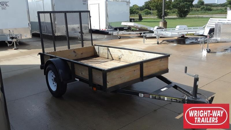 2011 Carry-On 5x8 Utility Trailer