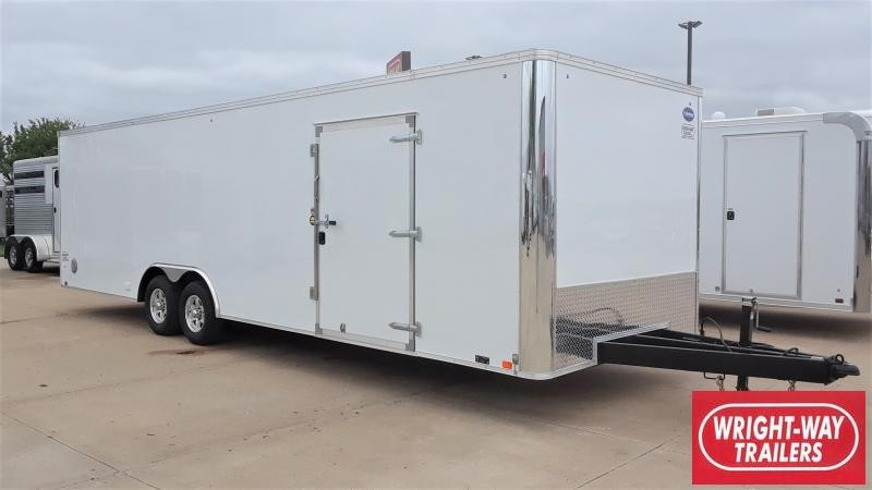 2020 United Trailers 8.5 x 28' CAR TRAILER Car / Racing Trailer