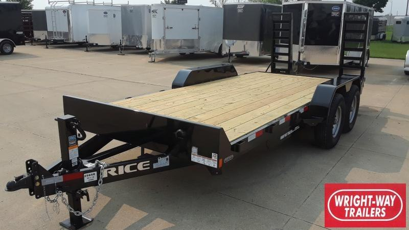 2020 Rice EQUIPMENT Equipment Trailer