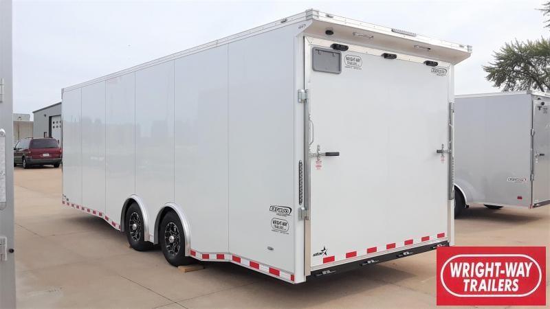 2020 Bravo 8.5X24 Car / Racing Trailer