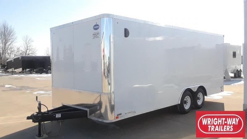 United 8.5X20 Car / Racing Trailer