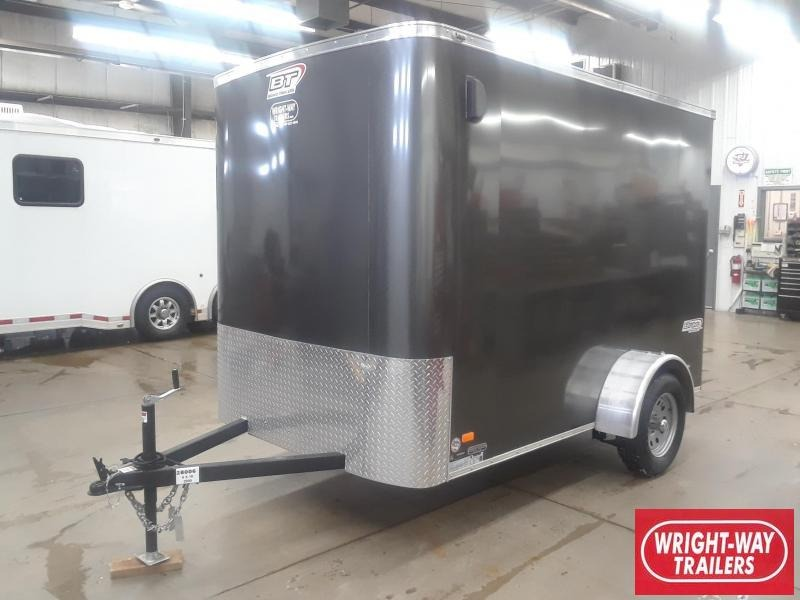 2019 Bravo 6X10 Enclosed Cargo Trailer