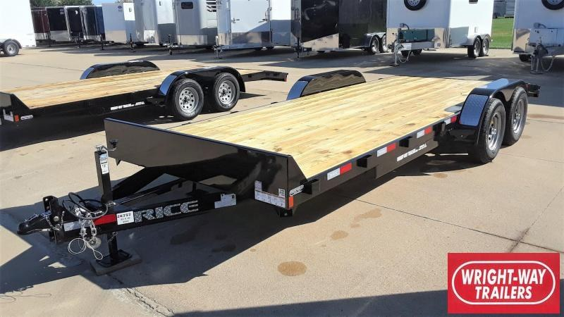 2020 Rice 20' Car / Racing Trailer