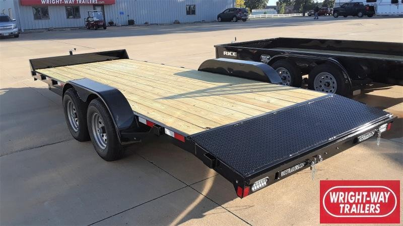 2020 Rice CAR HAULER 18+2 Car / Racing Trailer
