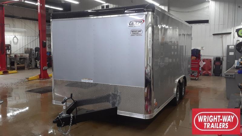 2020 Bravo 8.5 x 16 Enclosed Cargo Trailer